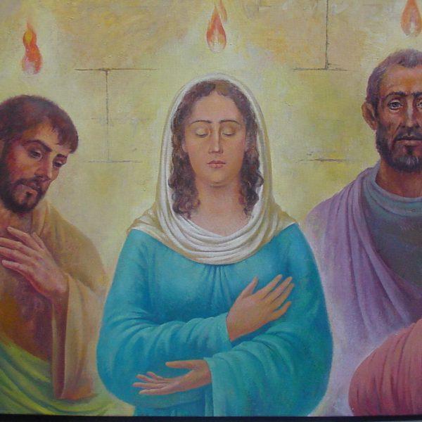 Maria + 2 apost_